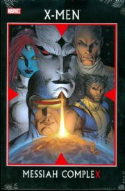 X-Men Messiah Complex Hardcover HC Marvel Comics